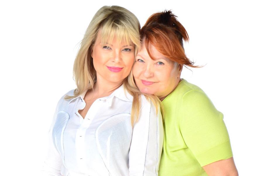 Ольга и Татьяна Мирошниченко